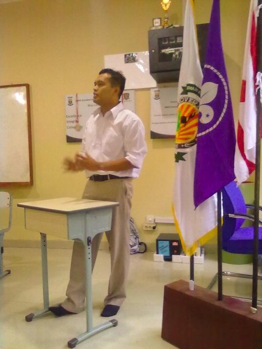 Sambutan Kak Kasim(wakamabigus)